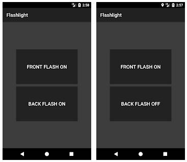 2 FLASH APK DOWNLOAD. EASY WAY TO CONTROL FRONT AND BACK FLASHLIGHT 3