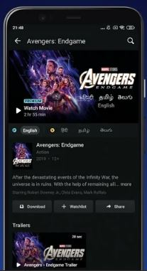 Hotstar Premium Mod Apk, Free Download 3