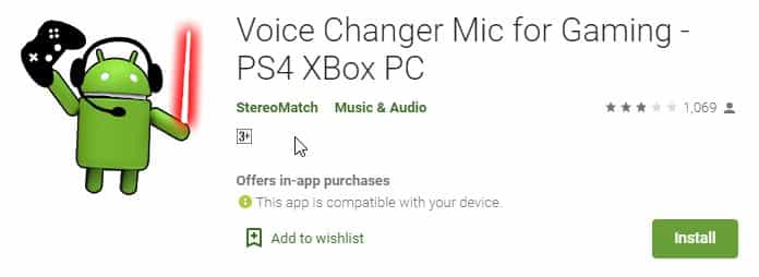 How to Change Voice in PUBG Mobile Best Voice Changer App 2020 1 (2)