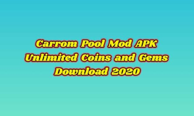 Carrom Pool Mod APK Unlimited Coins and Gems Download 2020