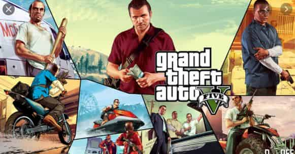 GTA 5 zip for Android Highly Compress, Free OBB+DATA 2020