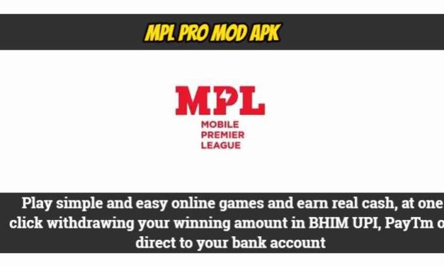 MPL Pro MOD Apk Unlimited Everything, Latest Version Free Download 2020
