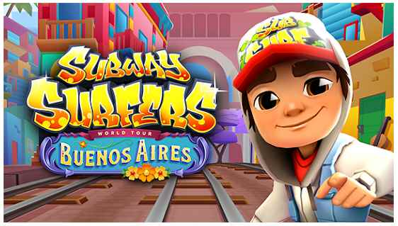 SUBWAY SURFERS MOD APK 2.2.0 LATEST VERSION FREE DOWNLOAD 3