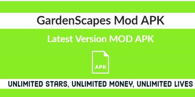 GardenScapes Mod APK Download 2020, Unlimited Stars, Coins and Everything.