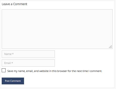 How to Remove URL Field From Comment Section in WordPress 4