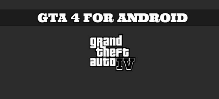 GTA 4 APK For Mobile, Free Download, Highly Compress, 100% working on Android. 8