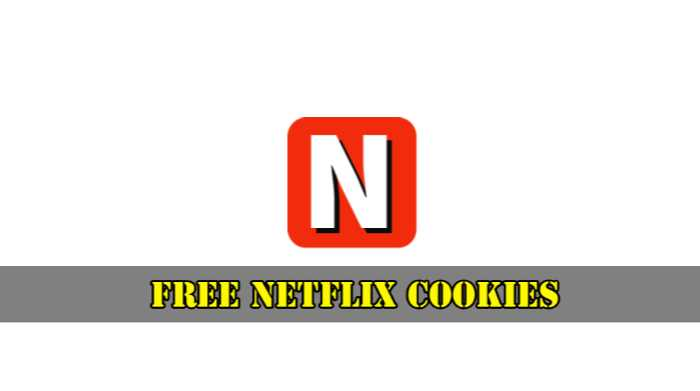 Netflix Cookies (Regular Updated), 100% Worked Free Download.