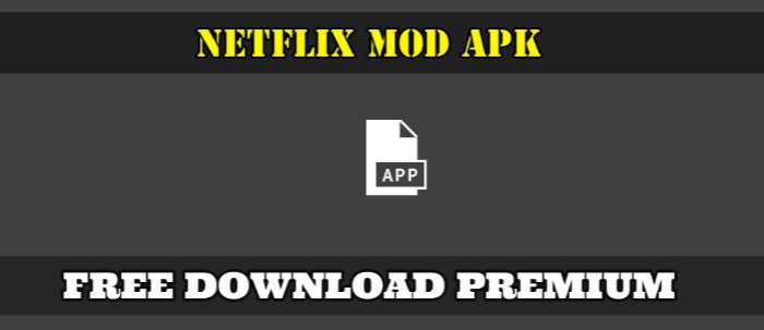 Netflix Mod APK V 7.65.0 Free Download, Use Without Sign-in, 100% Worked. Enjoy all premium content without pay anything or spent money. Latest Version APK 2020.