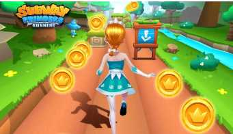 Subway Princess Runner Mod APK Download, Unlimited Everything 1