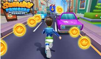 Subway Princess Runner Mod APK Download, Unlimited Everything 2