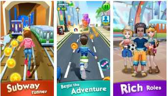 Subway Princess Runner Mod APK Download, Unlimited Everything