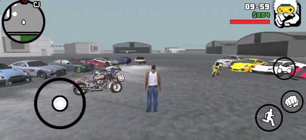 GTA San Andreas Car MOD, Only DFF File Free Download. 40 Plus Cars and Bikes With Original Sound 4