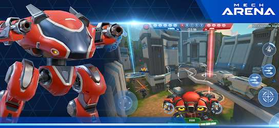 Mech Arena MOD APK, Unlimited Money and Health 2